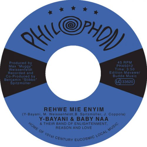 Rehwe Mie Enyim by Y-Bayani And His Band of Enlightenment, Reason And Love