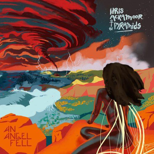 Idris Ackamoor and his band The Pyramids