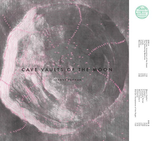 Joanne Forman - Cave Vaults of the Moon