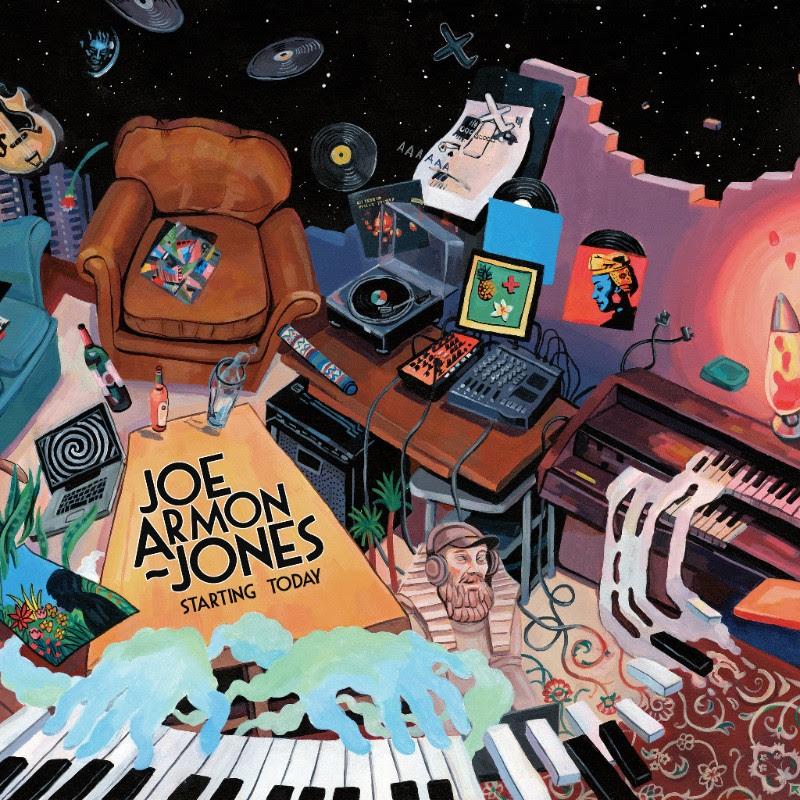 Joe Armon-Jones - Starting Today LP