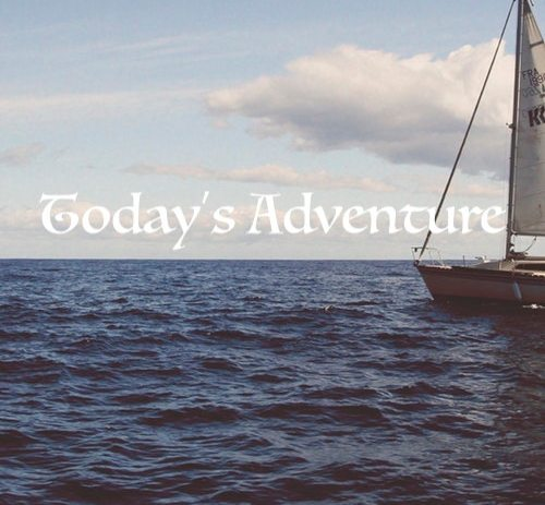 Playlist: Today's Adventure