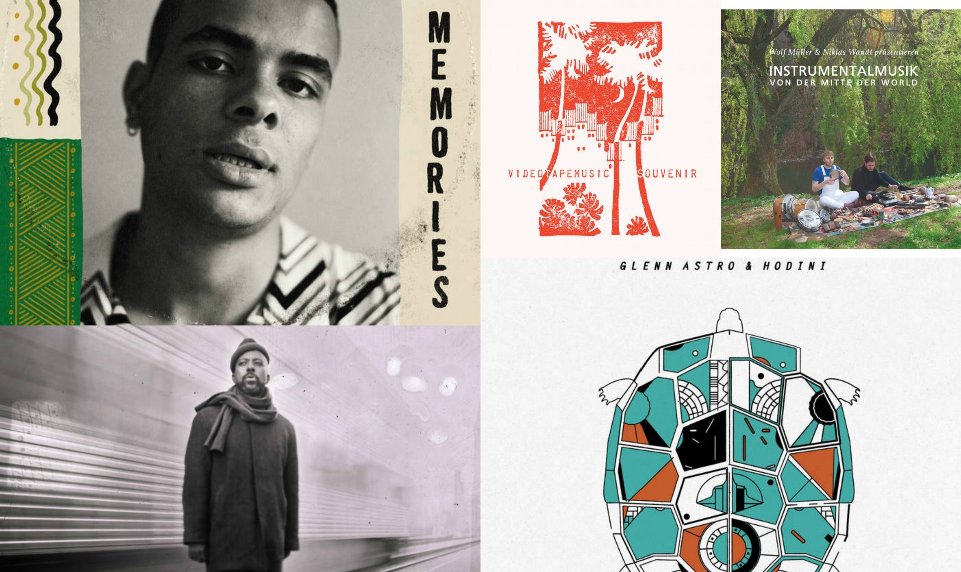 Check out five of our favourite new releases.