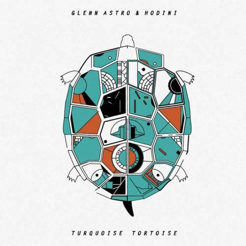 Glenn Astro & Hodini - Turquoise Tortoise LP