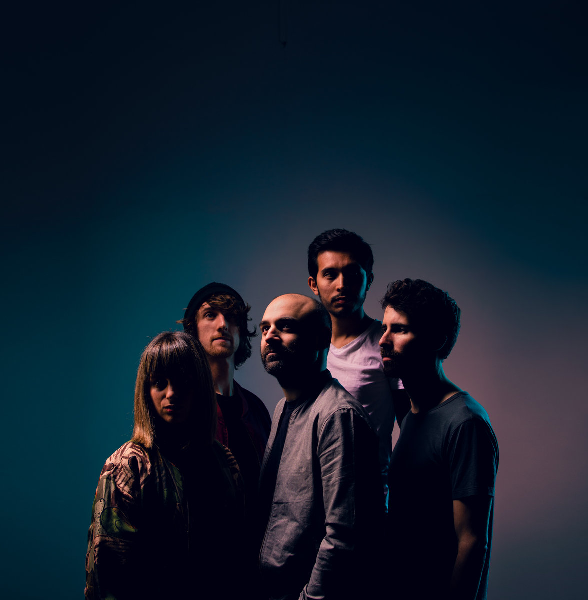 Brand new music from London band Kinkajous.