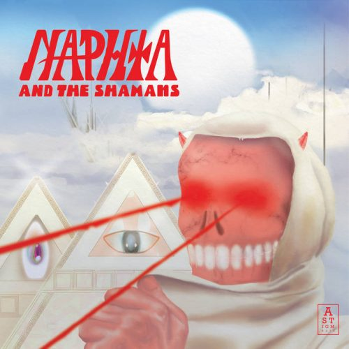Naphta & The Shamans - Crystal Lizard.
