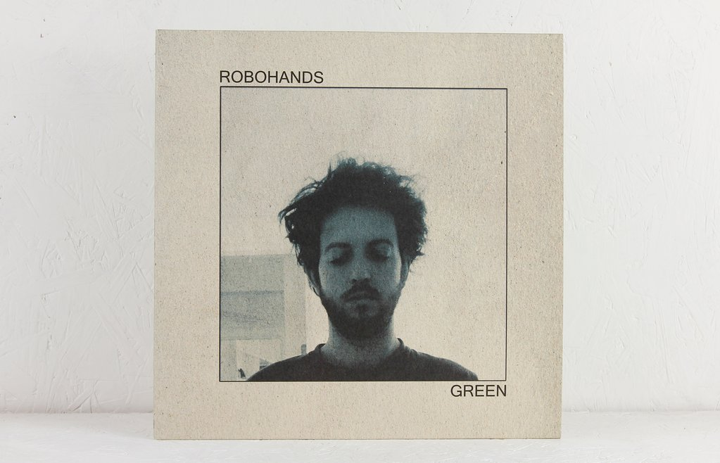 Robohands drops his debut LP 'Green' on Village Live Records