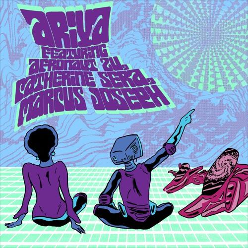 Scott Xylo - Ariya ft. Afronaut Zu, Catherine Sera & Marcus Joseph