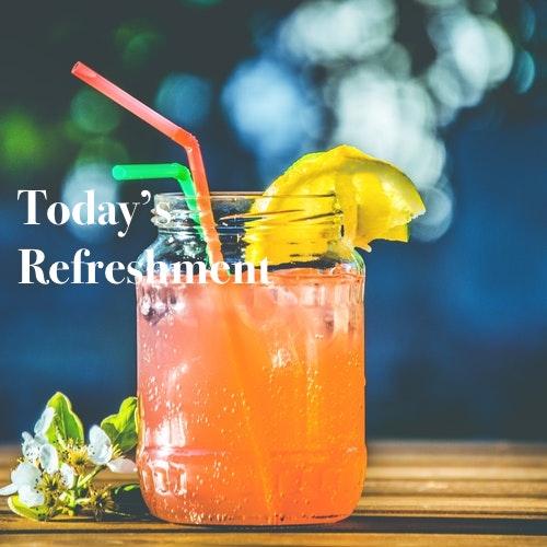 Playlist: Today's Refreshment