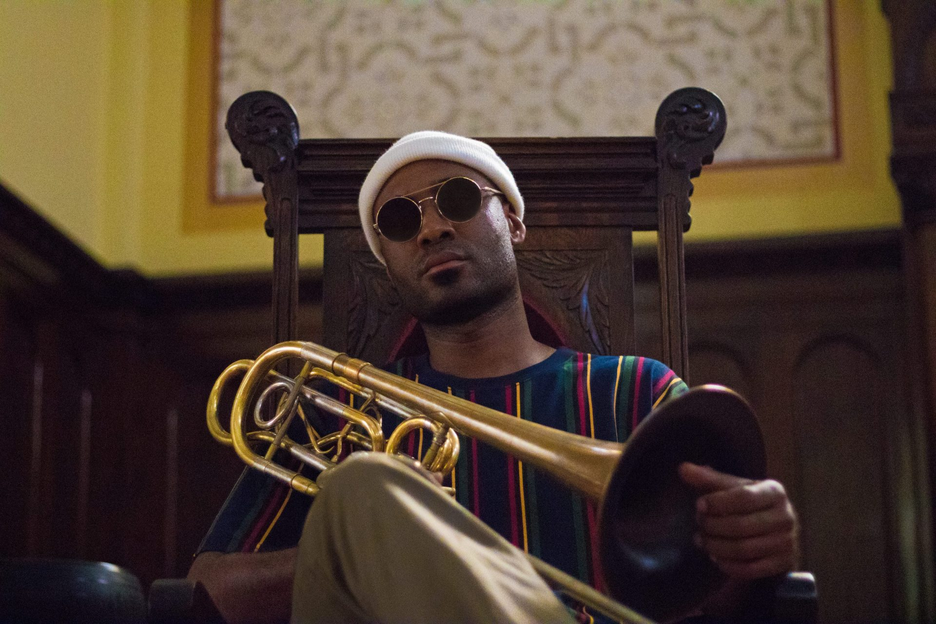 Twistedsoul - Reginald Chapman set to drop new LP via Fresh Selects