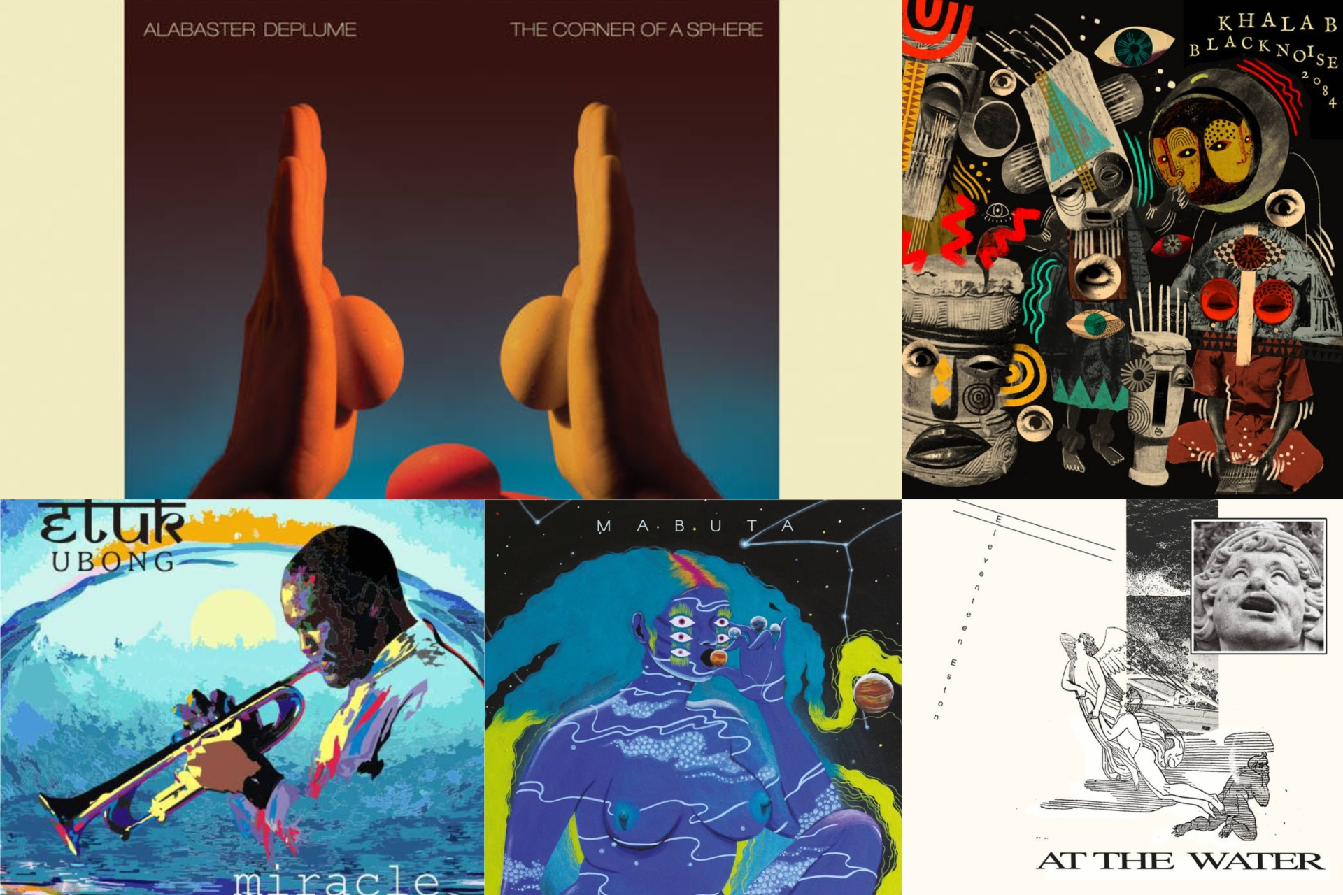 Between The Cracks: 5 New Releases You Need To Hear