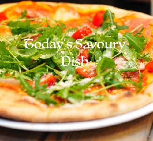Today's Savoury Dish