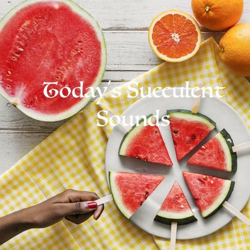 Today's Succulent Sounds