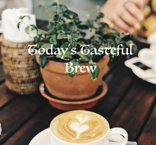 Today's Tasteful Brew