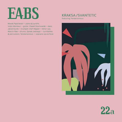EABS featuring Tenderlonious - Kraksa : Svantetic