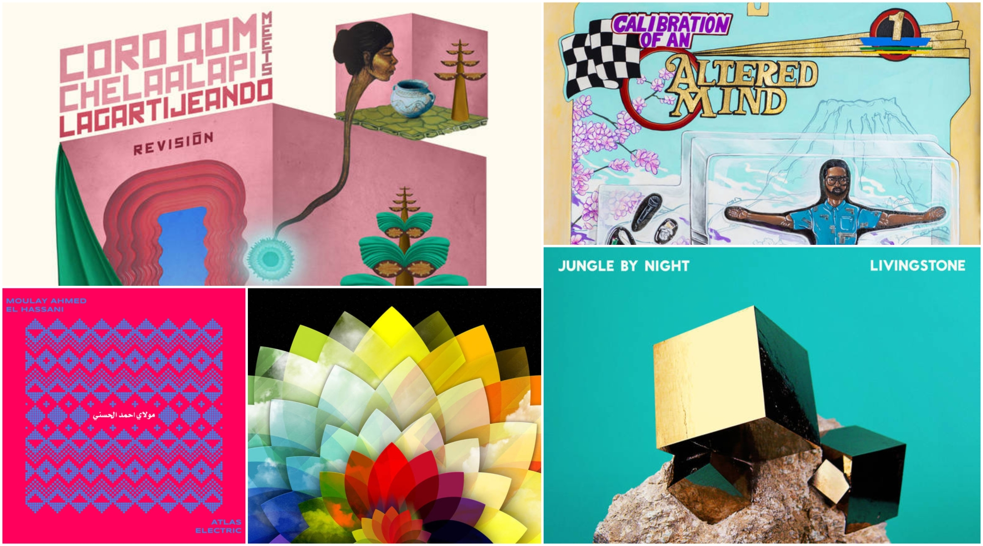 Between The Cracks: 5 Albums You Need To Hear.