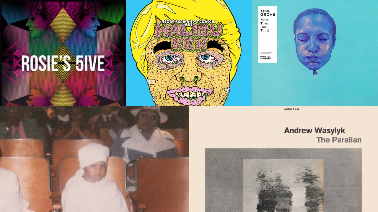 Between The Cracks: 5 Releases You Need To Hear.