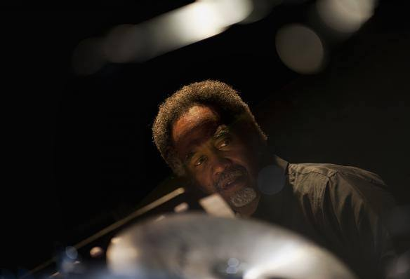 Spiritual afro jazz funk with west indies and latin influences by Georges-Edouard Nouel.