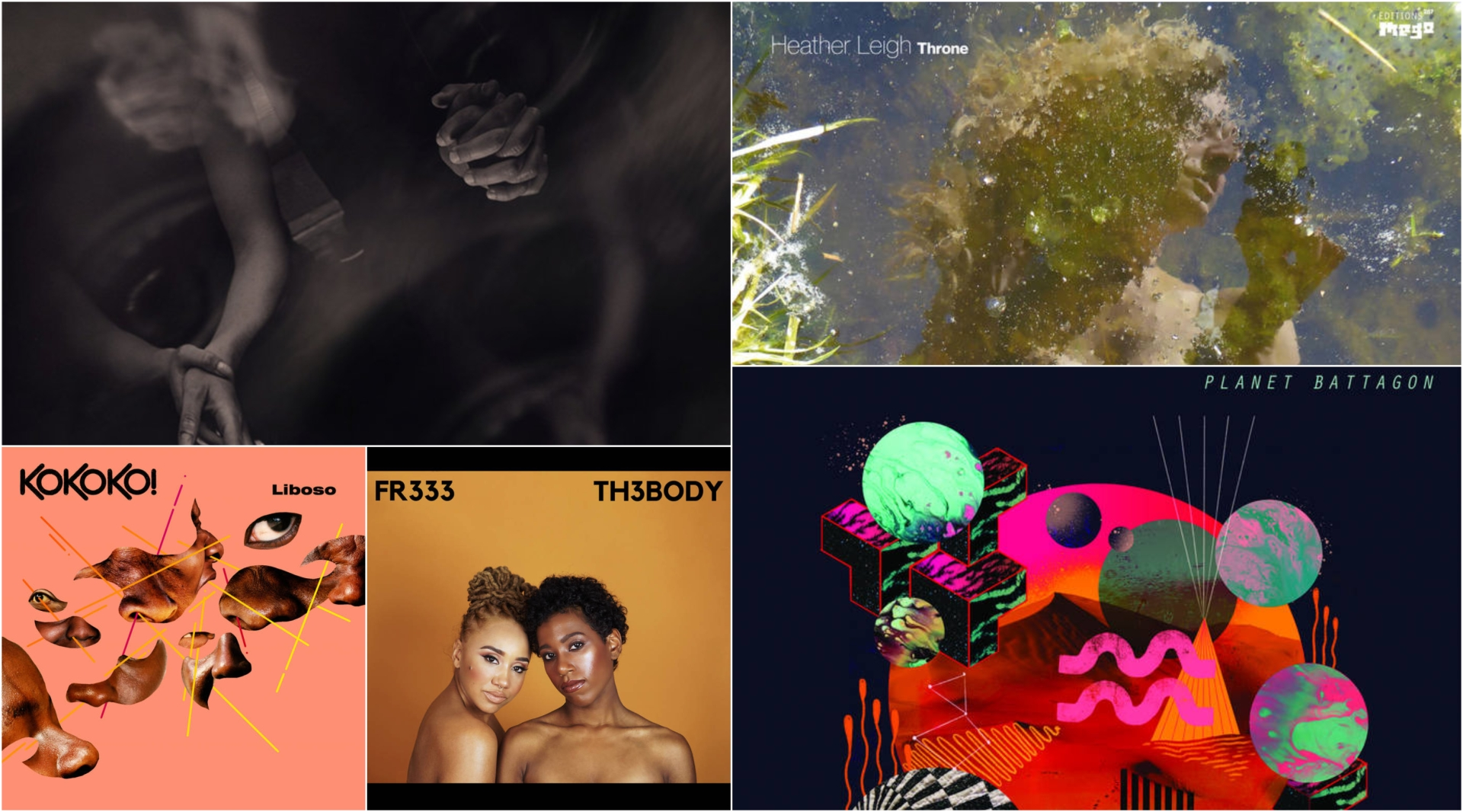 Twistedsoul: New Albums You May Have Missed