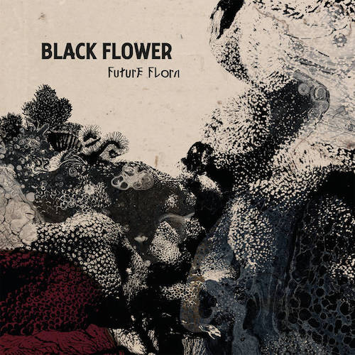 Black Flower -Future Flora