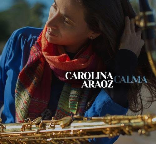 Carolina Araoz - Calma (TS Premiere)