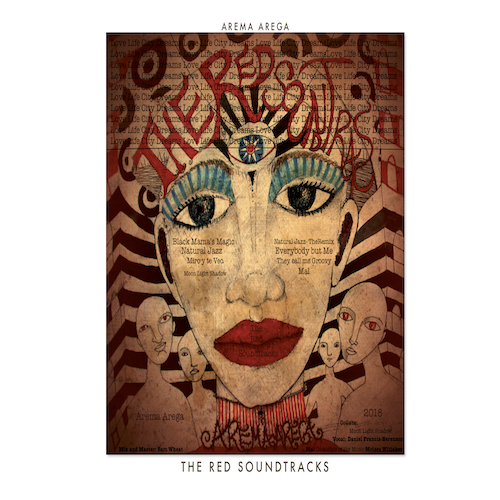 A track by track guide to Arema Arega's debut album, The Red Soundtracks.