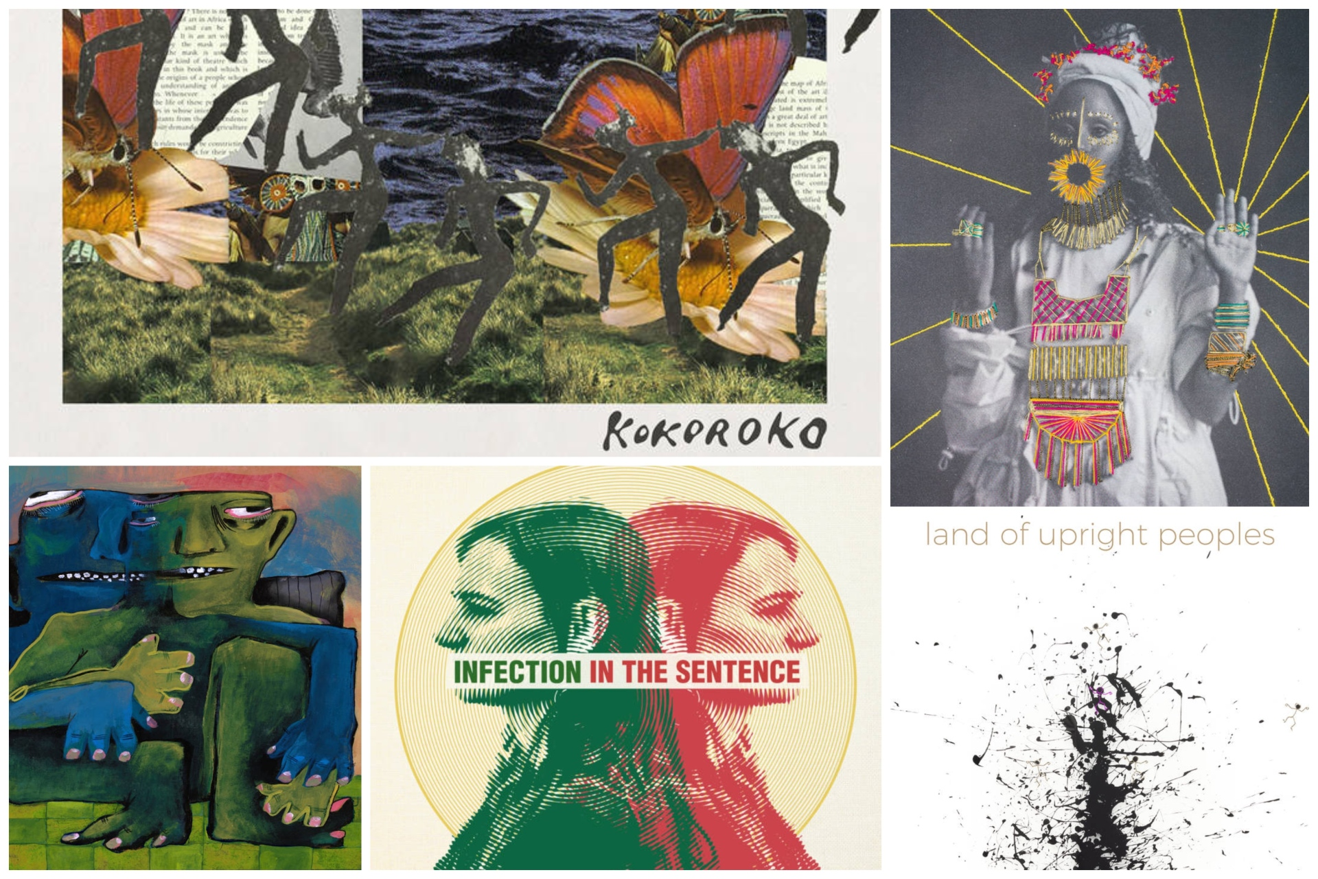 Stream music from Sarah Tandy, KOKOROKO, Eli Soda, Hejira, and mindwimmer.