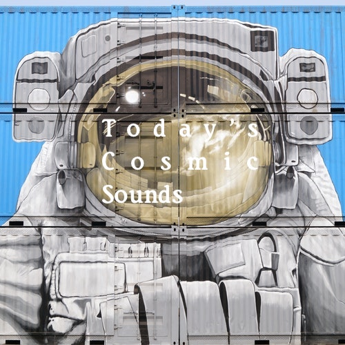 New playlist on the site: Today's Cosmic Sounds