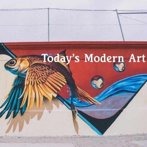 Playlist: Today's Modern Art