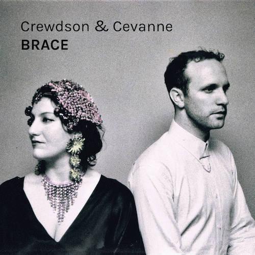 Crewdson & Cevanne set to share their debut album.