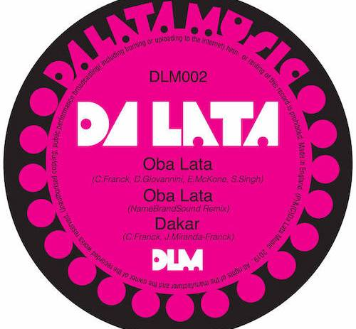 Da Lata return with a new EP called 'Oba Lata' .