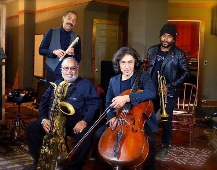 Twistedsoul - Ethnic Heritage Ensemble