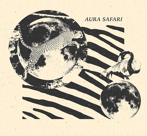 Aura Safari to drop self-titled album.