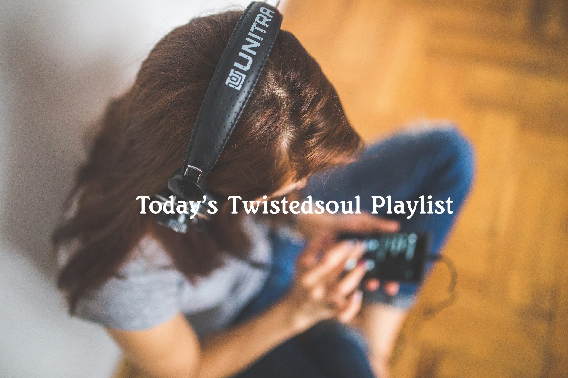 Tune in for our new weelky playlist.