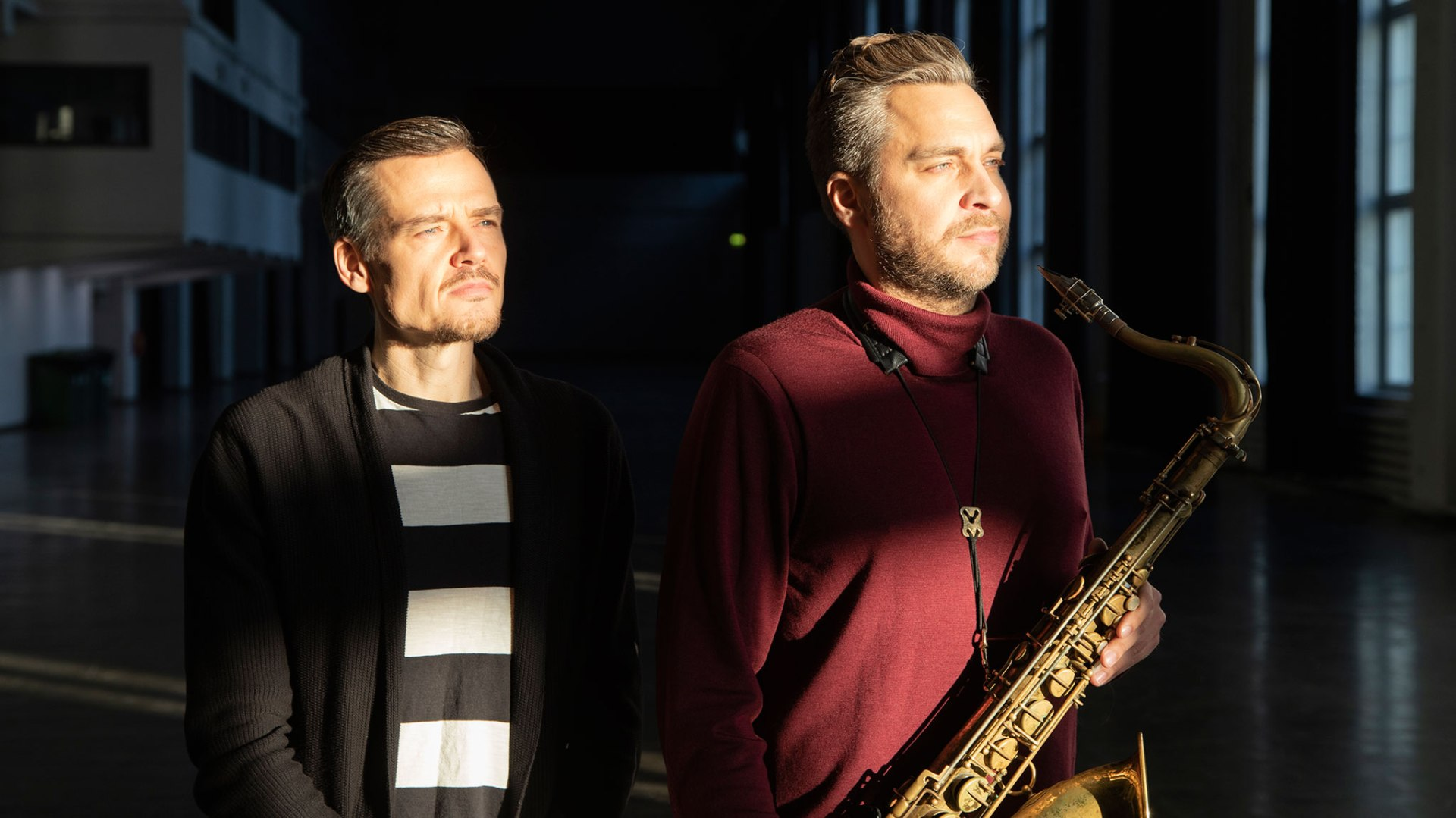 Timo Lassy and Teppo Mäkynen share self-titled album.