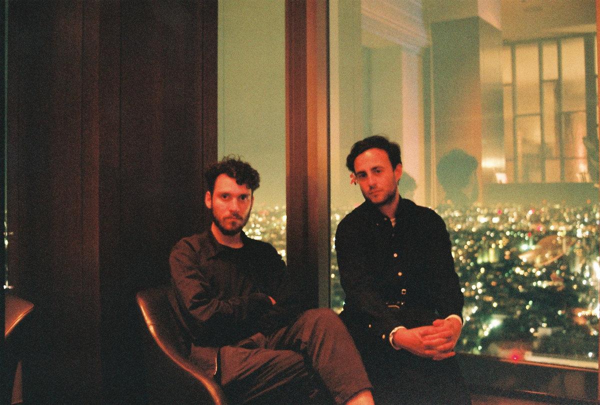 Melbourne-based duo Albrecht La'Brooy return to Apollo Records for new LP.