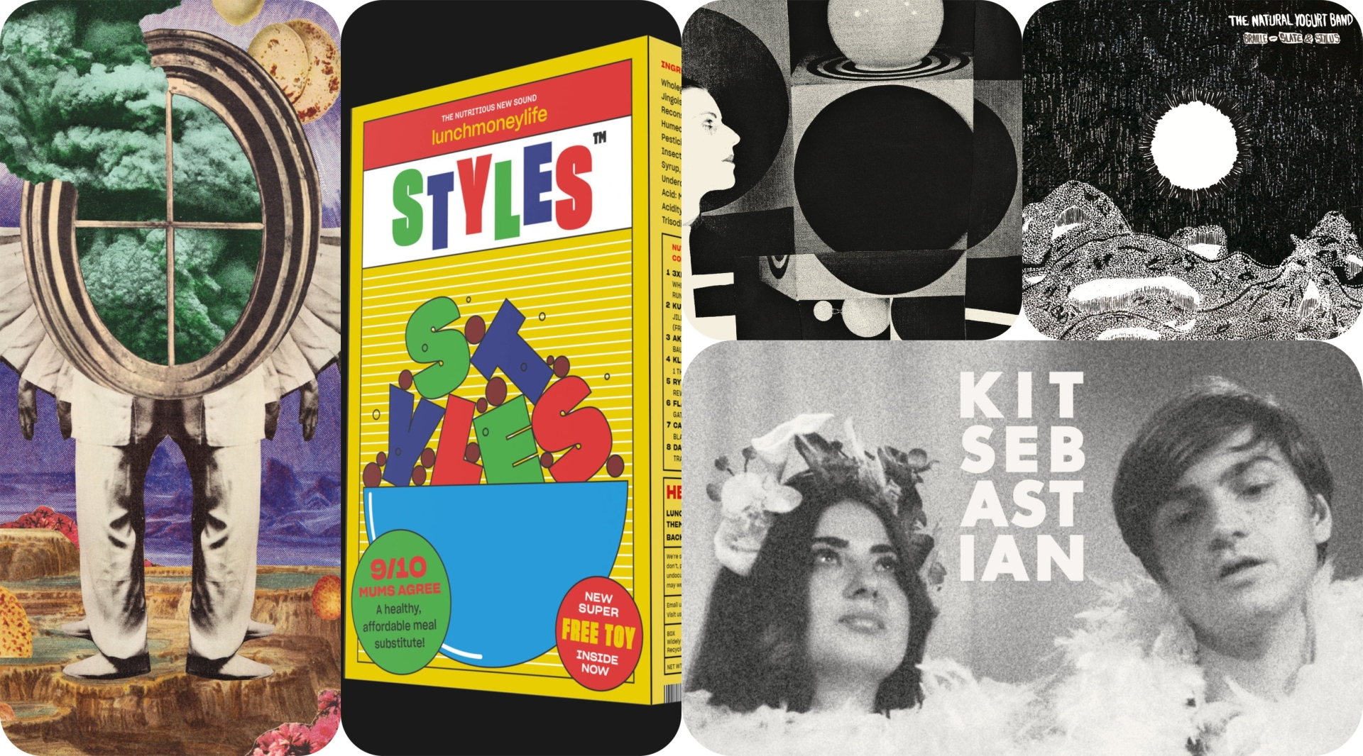 Between The Cracks: 5 Releases You May Have Missed.