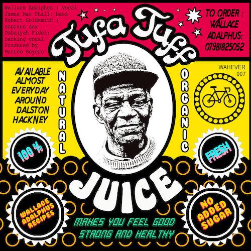 Matteo Boyero hooks up with Wallace Adalphus on Cassava Juice (Tufa Tuff).
