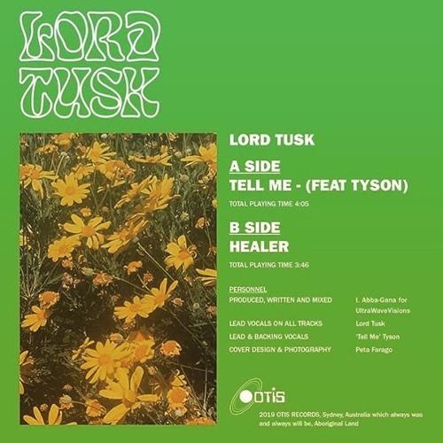 Lord Tusk - Tell Me /Healer.