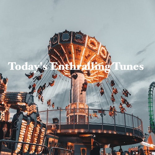 It's Monday and once again we offer up an eclectic playlist.