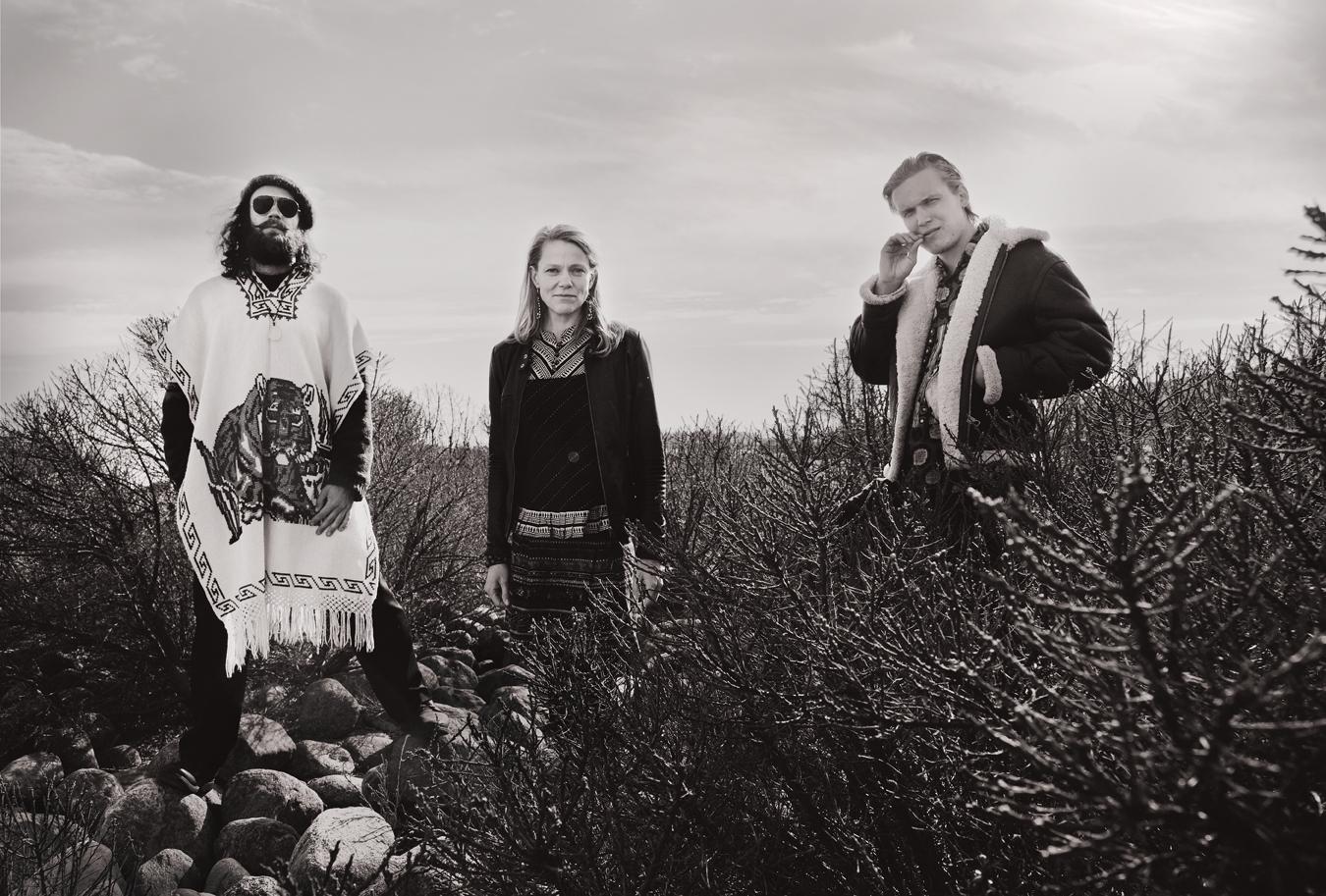 "Finnish trio celebrates 10 years with new 7"" on We Jazz."