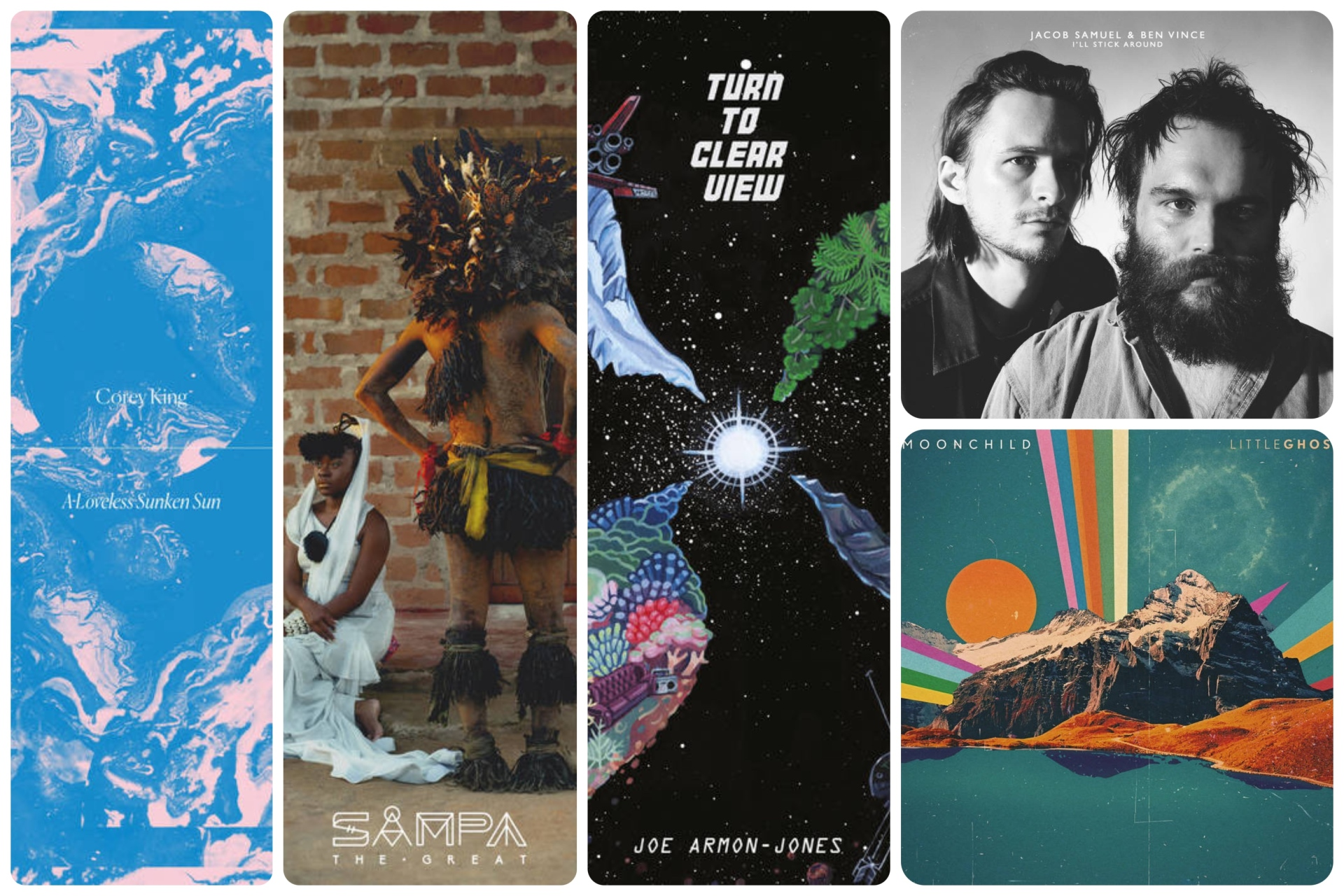 Between The Cracks: 5 New Releases You May Have Missed.
