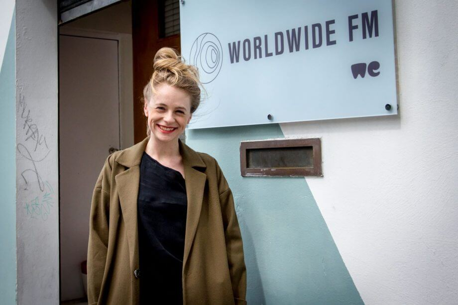Broadcaster and DJ Tina Edwards kicked off her debut UK tour yesterday, which acts as a precursor towards the first broadcast of her new Worldwide FM show, Universal Sanctuary.